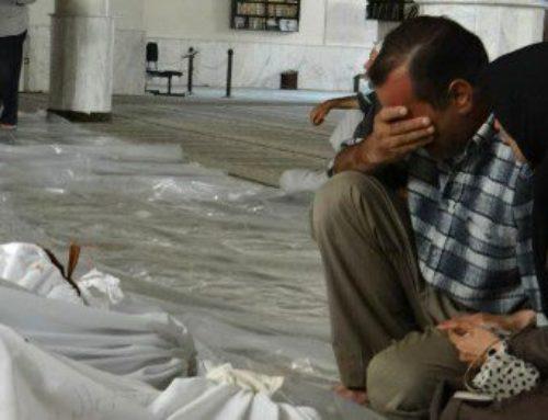 أن تفقد كامل عائلتك في ليلة: ناج يستذكر وقائع مجزرة الكيماوي في غوطة دمشق