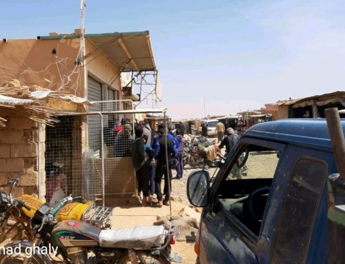 No flour for days in Al-Rukban: Residents fear famine amid growing food shortages in Syria