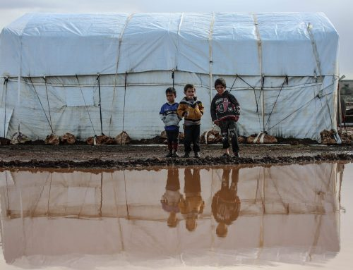 Still under water: Fix-gap relief isn't enough for Idlib's IDPs facing annual flooding