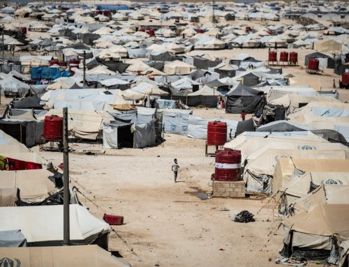 'Al-Hol emirate': How ISIS turns the prison-like camp into a stronghold