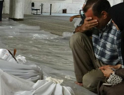 Syrian survivors and NGOs ask France to investigate crimes against humanity in Syria