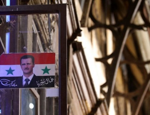 Syrian presidential elections: Spectacle and 'electoral farce'