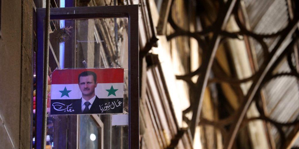 بشار الأسد الانتخابات
