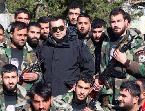 الحجز على أموال أيمن جابر صهر عائلة الأسد المستثمر في الميليشيات، فمن هو؟