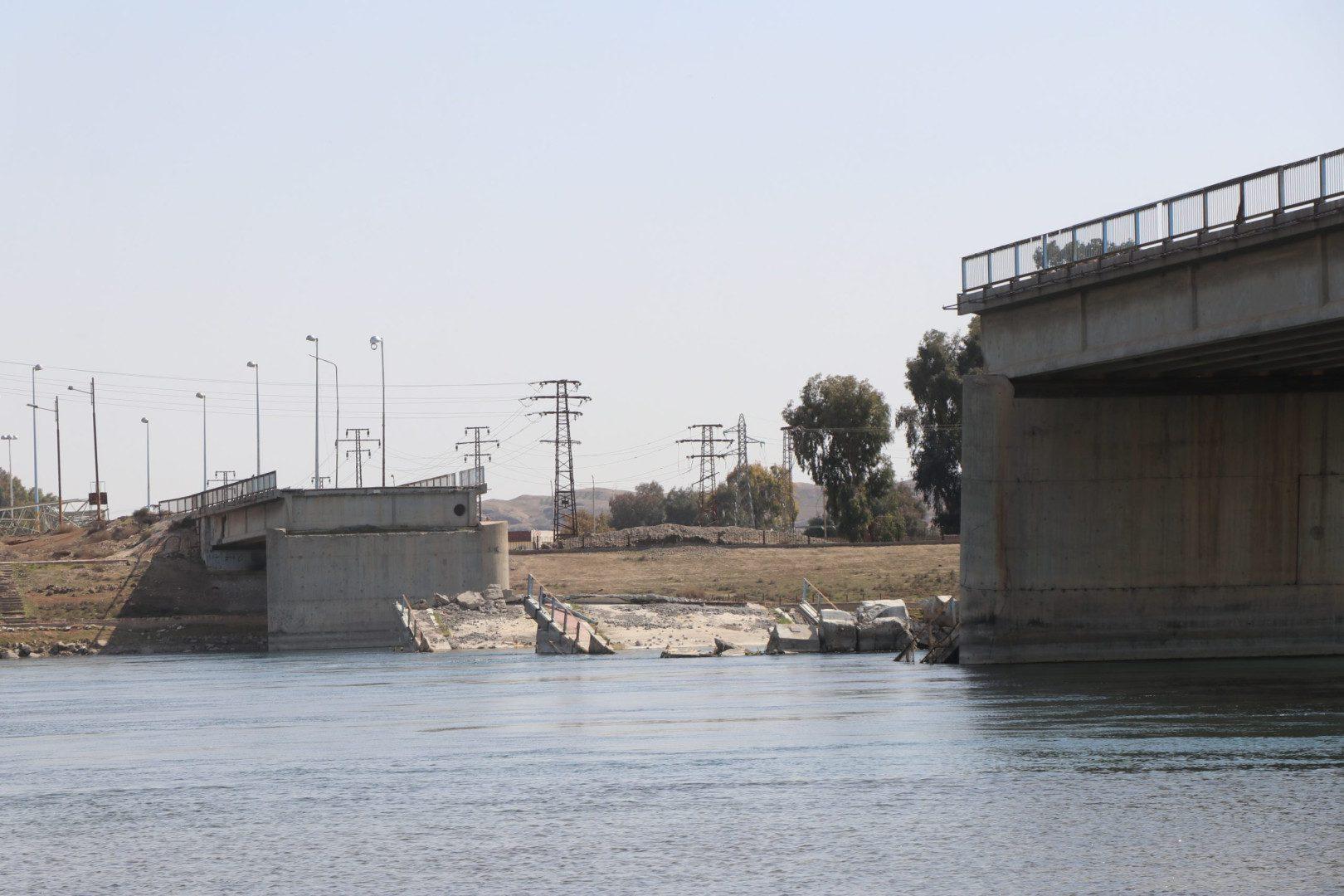 سوريا جسر الرشيد