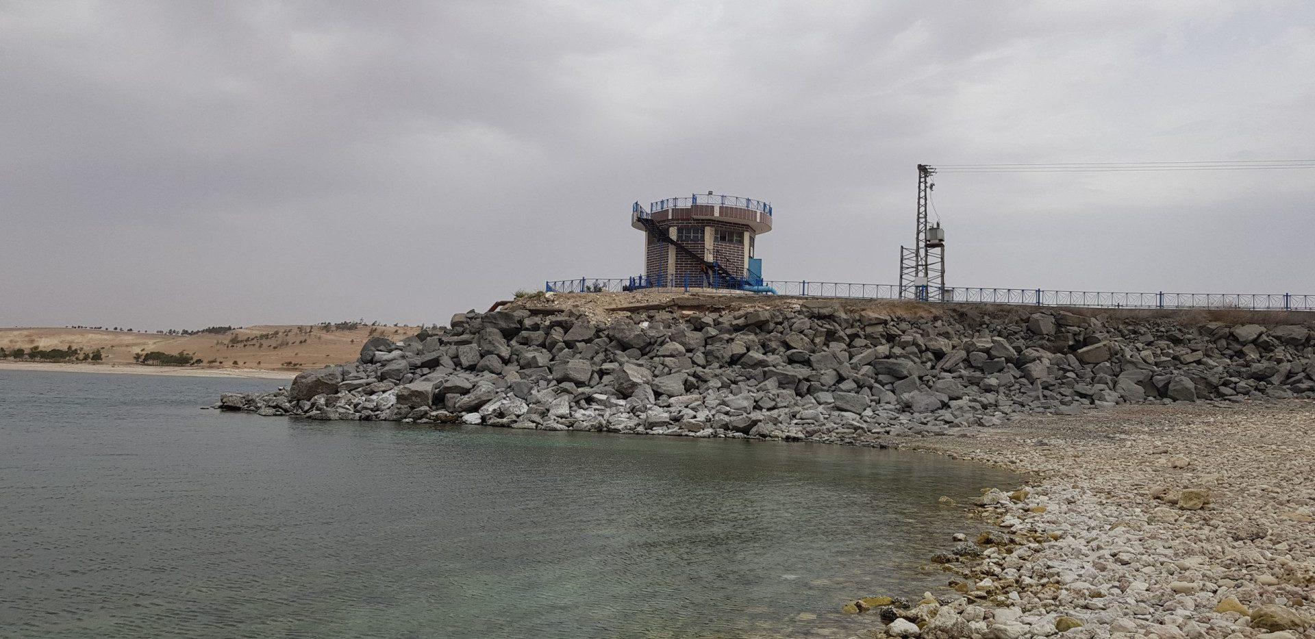 سد الفرات بحيرة الأسد