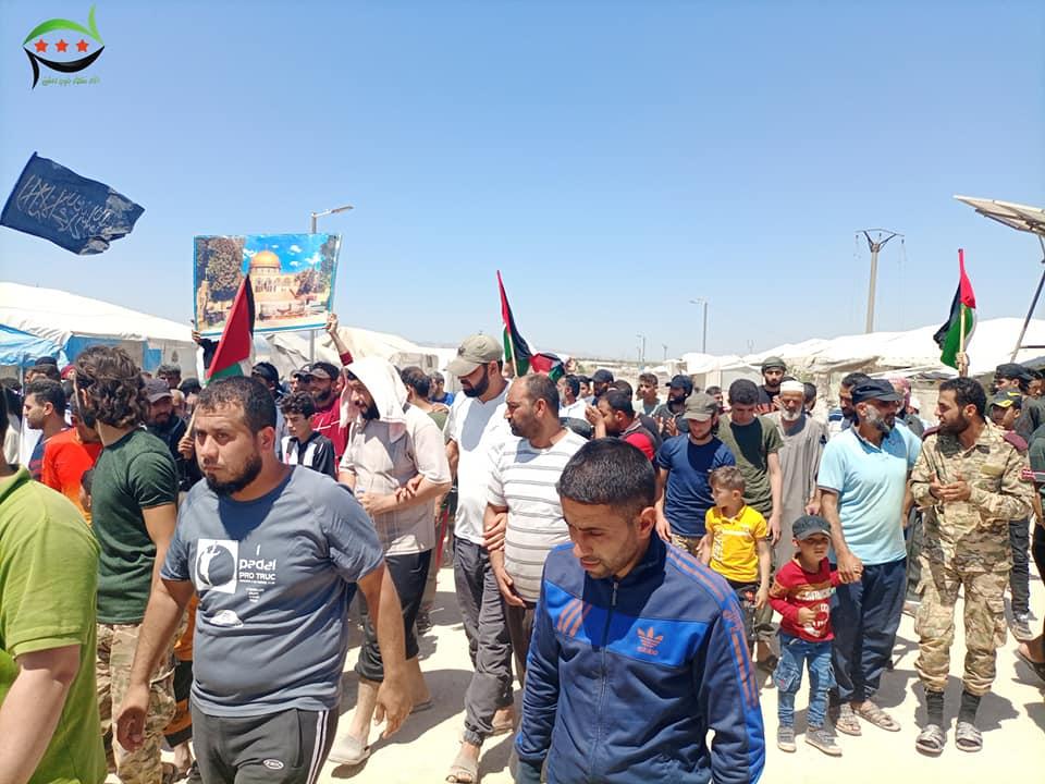 دير بلوط مخيم اليرموك