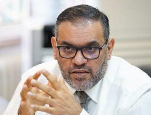 أنس العبدة: العابر لمؤسسات المعارضة بإنجاز واحد