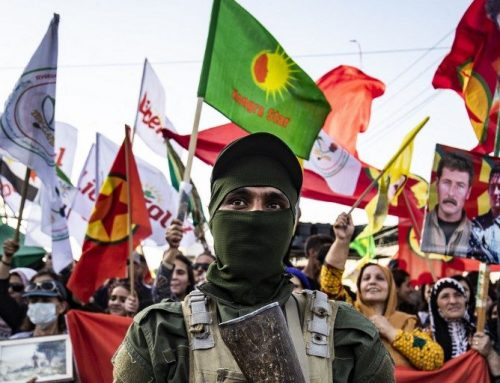Red tape in northeast Syria: Kurdish political tensions shrink the media space